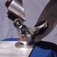 Photo of Eye piece focusing unit