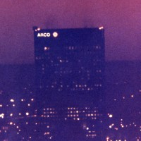 Photo of Photo of the Arco Tower at night taken using the this Camera Obscura